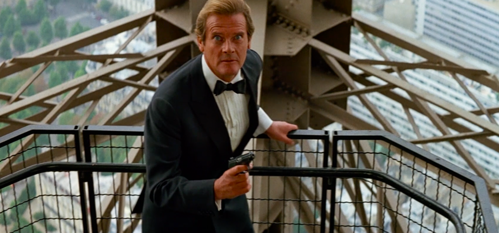 REMEMBERING SIR ROGER MOORE -