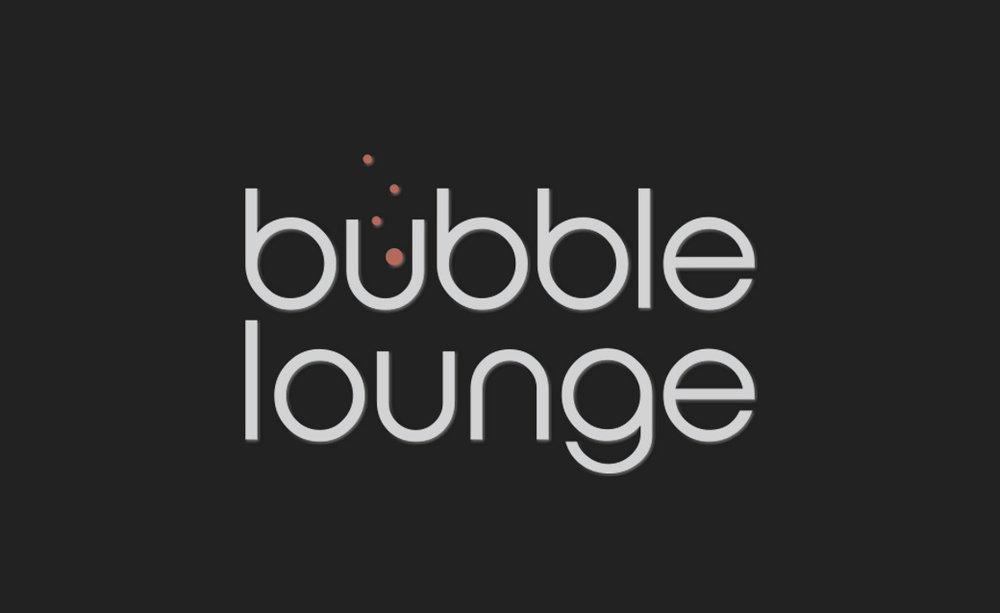 Bubble Lounge Logo Design