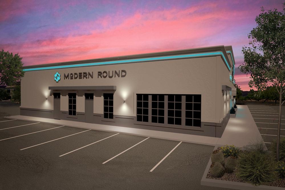 BN1248 Modern Round Exterior Side View 2.jpg