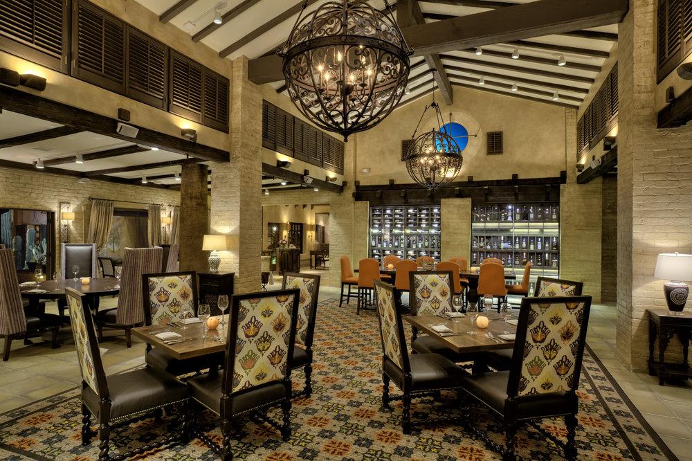 Hotel Bar Interior Design