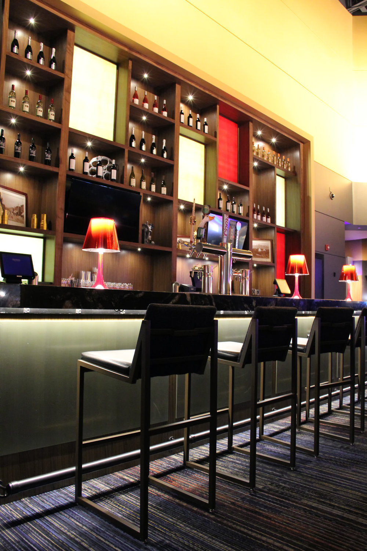 Bar Napkin Productions Harkins Theatres Bar