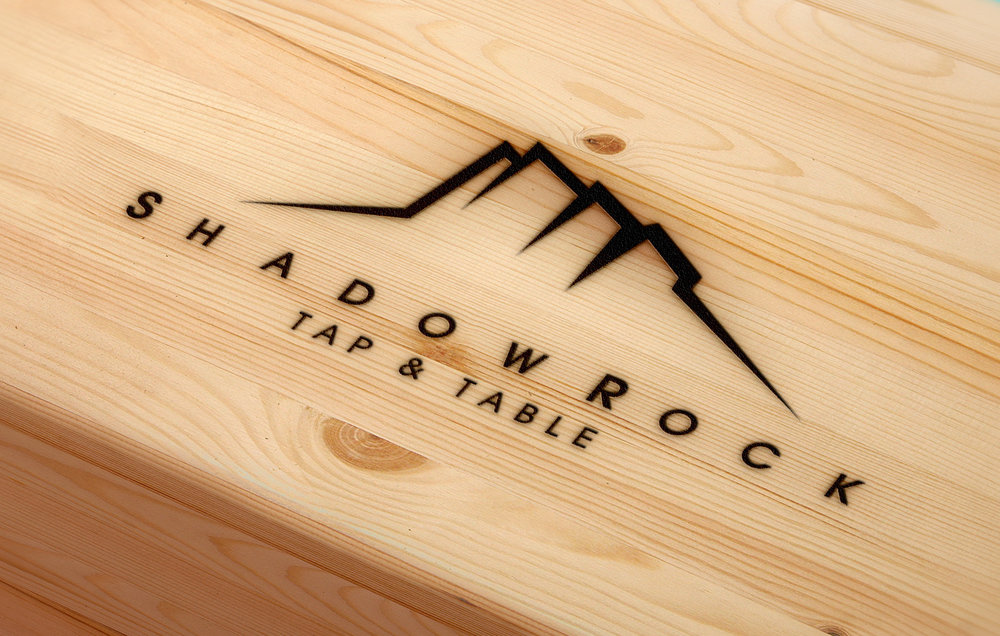 Hilton Sedona Shadowrock Tap & Table Branding