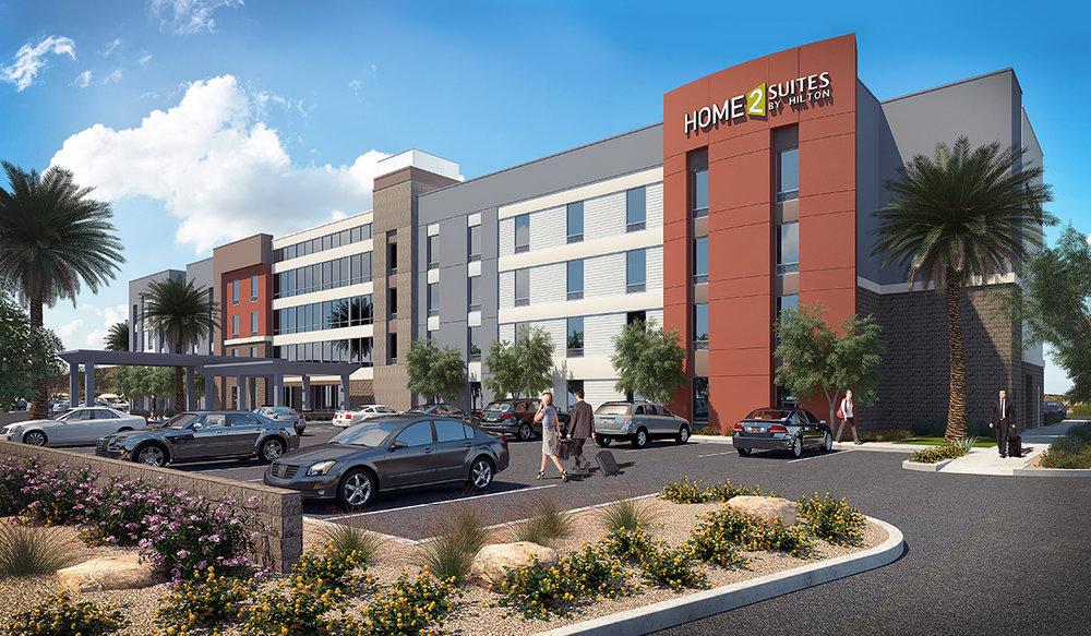 Home 2 Suites by Hilton - Glendale, AZ