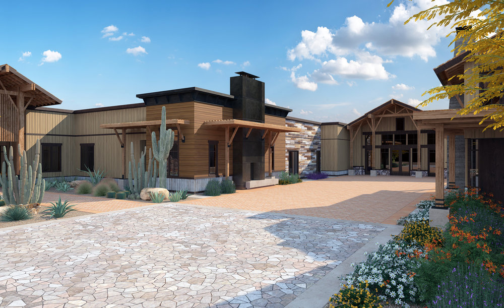Trilogy Clubhouse Wickenburg Ranch