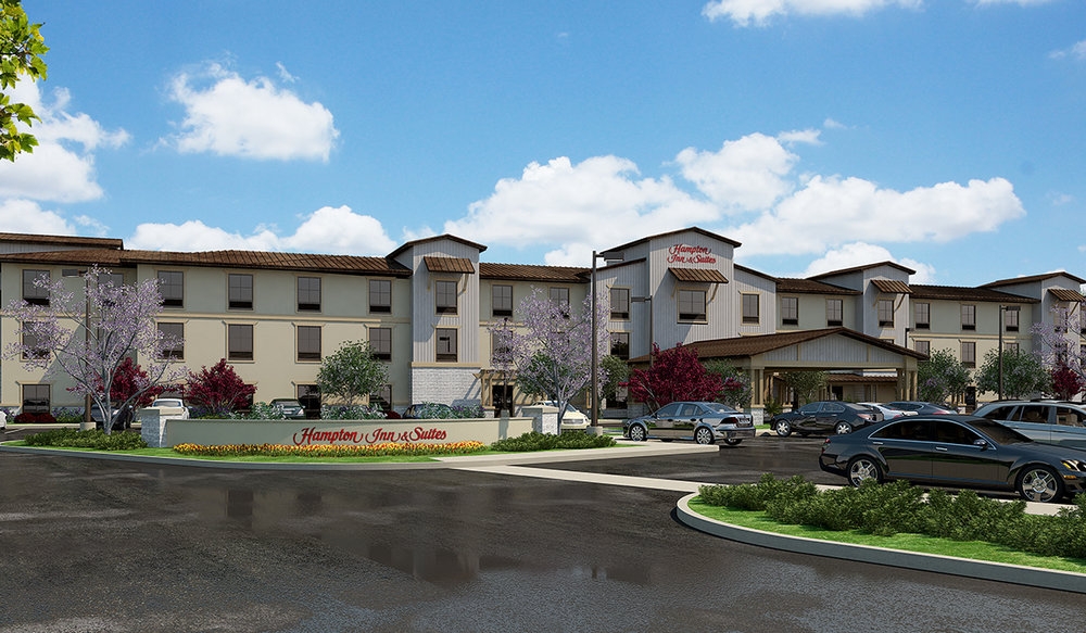 Hampton Inn & Suites - Buellton, CA