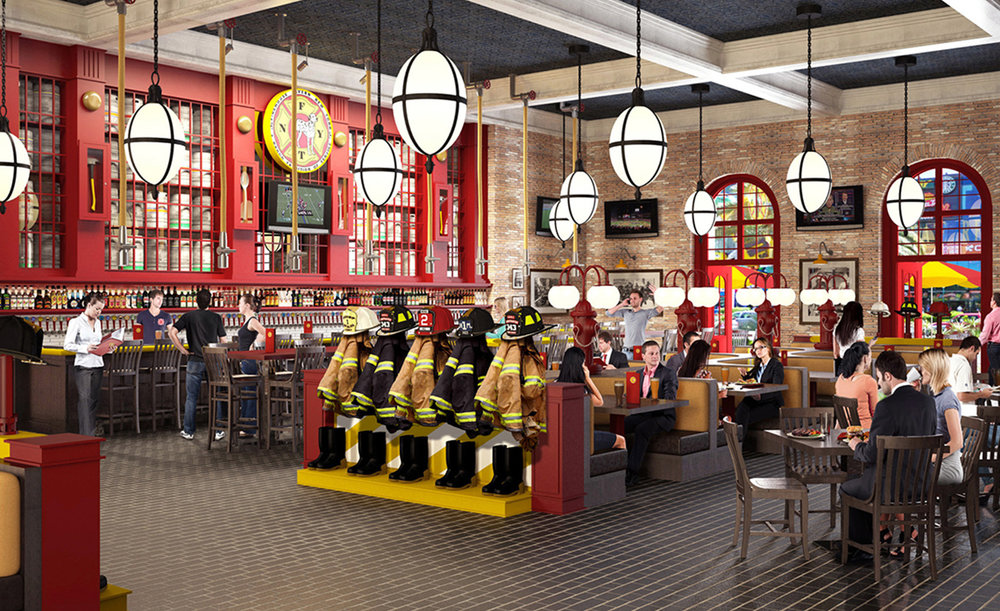 Firehouse Tavern - Las Vegas, NV