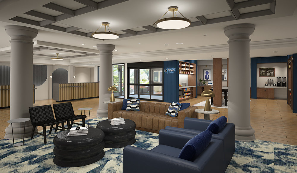Hilton DoubleTree Berkeley