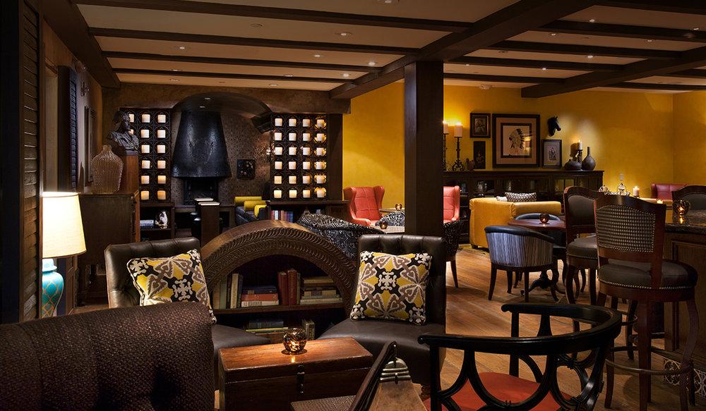 Mix Up Bar, Royal Palms Resort & Spa - Phoenix, AZ
