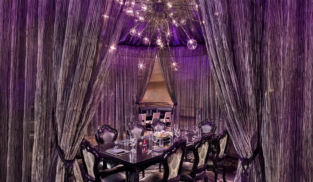 N9NE Steakhouse, Palms Resort - Las Vegas, NV