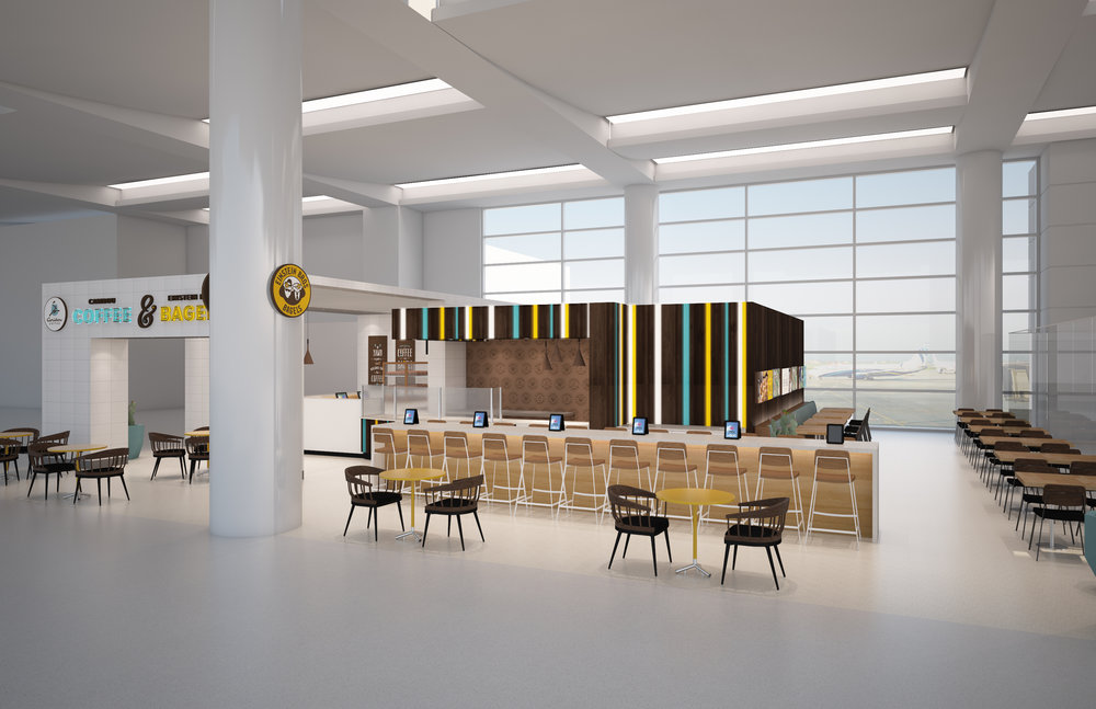 Coffee & Bagels, Phoenix Sky Harbor Terminal 3
