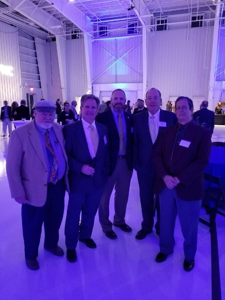 Business meeting in Wilmington