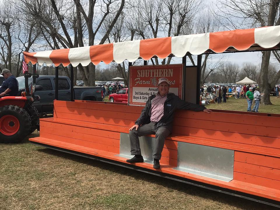 Southern Farm Days at Lake Waccamaw...largest antique farm equipment flea market, tractor pull, wild west show, food and fun
