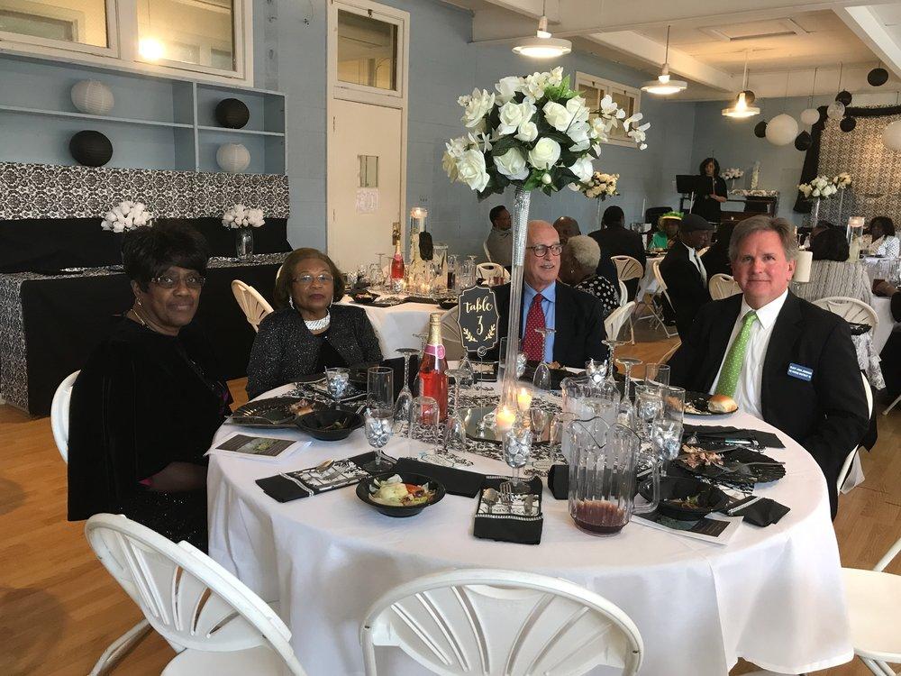 Willard Outreach Community Center First Semi-Formal Annual Dinner