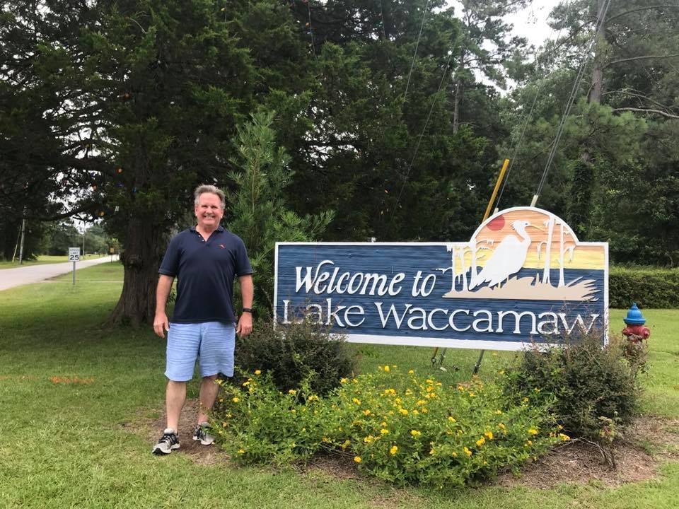 Lake Waccamaw...such a beautiful town!