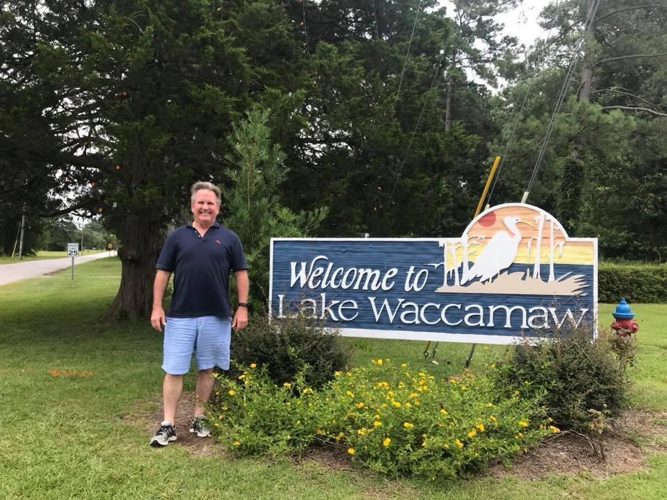 Lake Waccamaw...such a beautiful town!