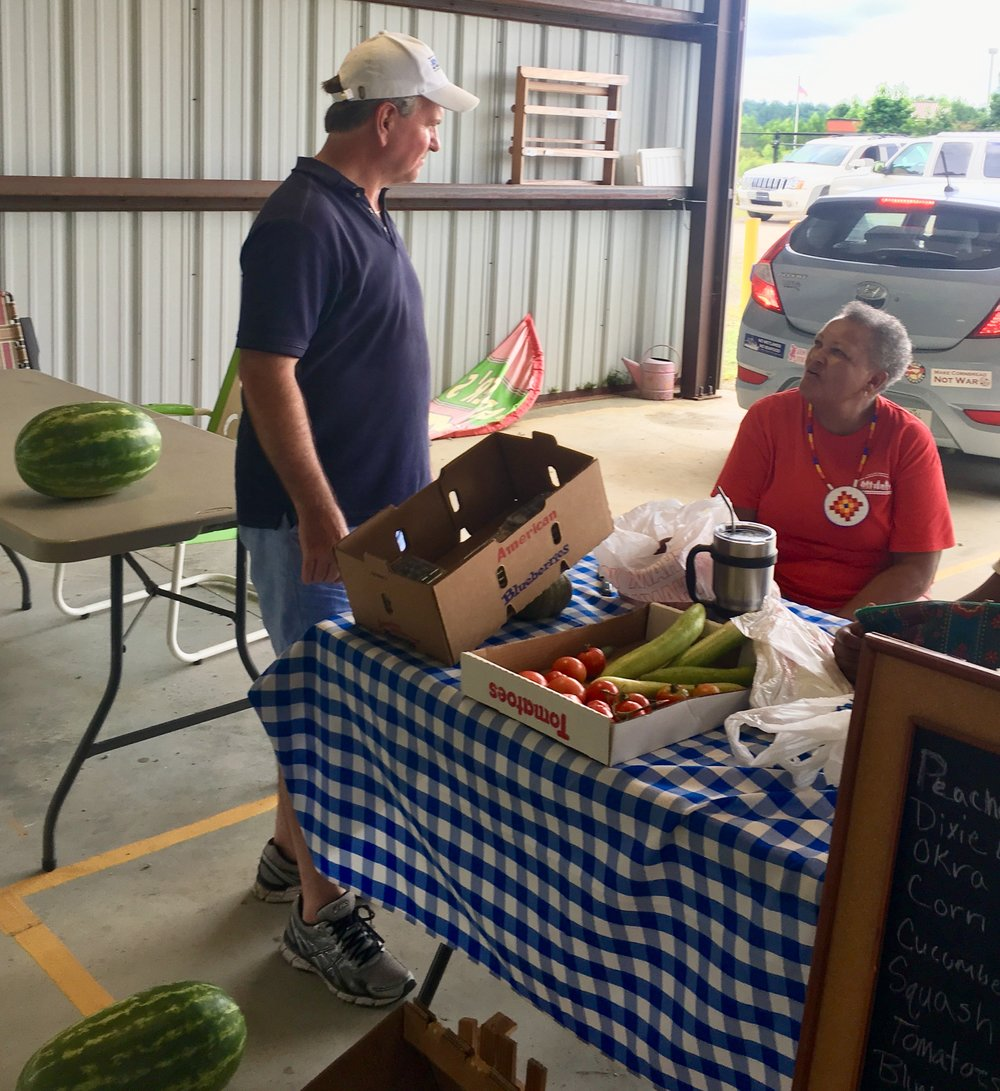 Watermellon Day, Whiteville 2018