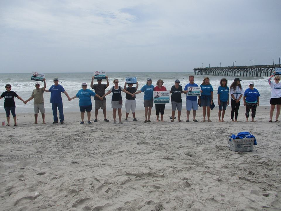 Hands Across the Sands, Surf City 2018