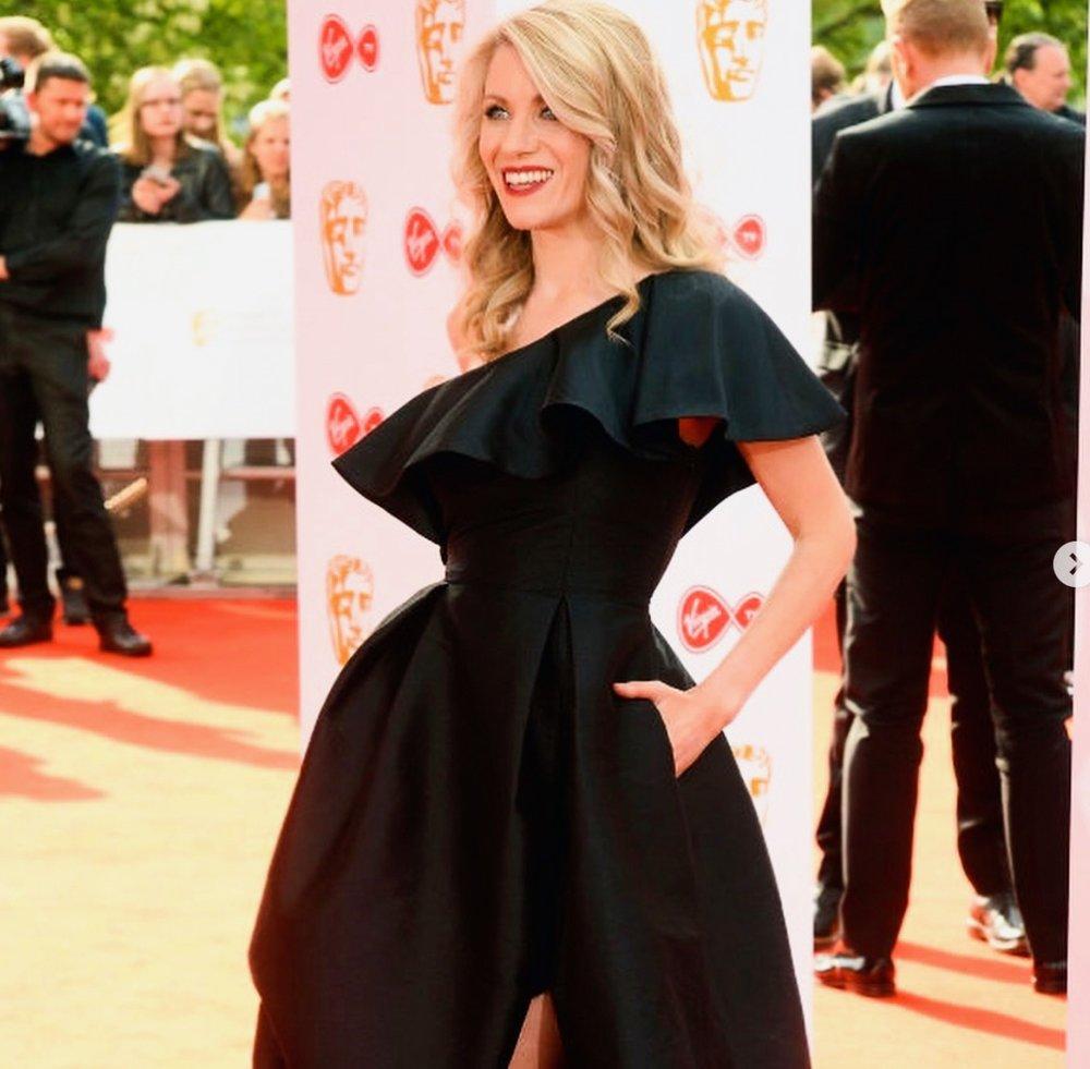 Rachel Parris - BAFTAs