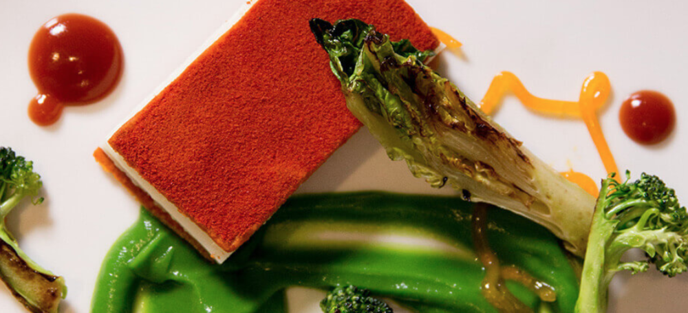 Must Try... - Vanilla Black's 5 Course Set Menu: every newbie vegan should try vegan food made by the best chefs. Tasting vegan food in this way, and in particular with the wine pairing will make you see