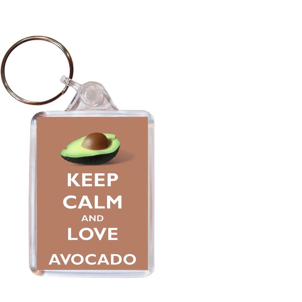 3.Keep Calm keyring - Just a little reminder throughout the day - a perfect pick me up!