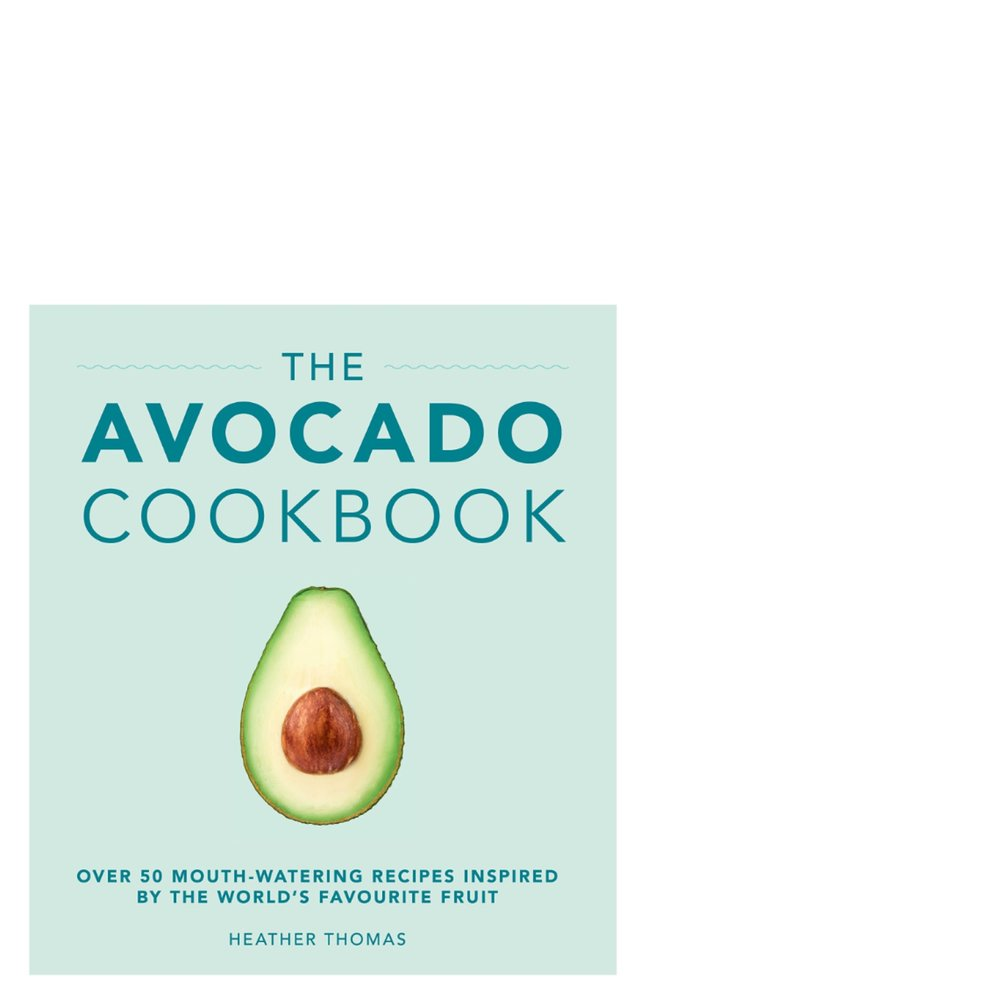 5. The cookbook - Let's not forget the reason why we buy avocados… because they taste delicious! So why not spice things up and try one of these mouth-watering recipes. With 50 to choose from you are spoilt for choice.