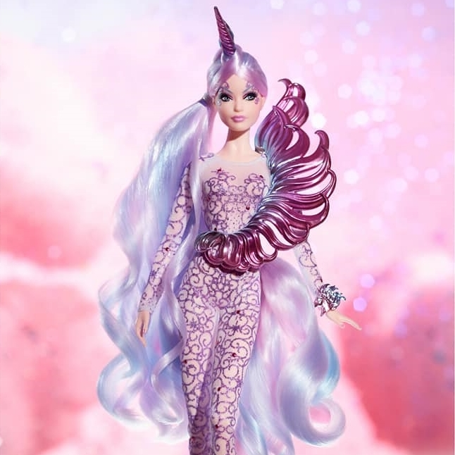 Metalic BARBIE UNICORN. - Why not take full advantage of all the glitter you kept from the festival season and be a unicorn barbie! From jazz pants to lilac hair this costume will make you look as though you have walked out of a Katie Perry music videos.BUY BELOW