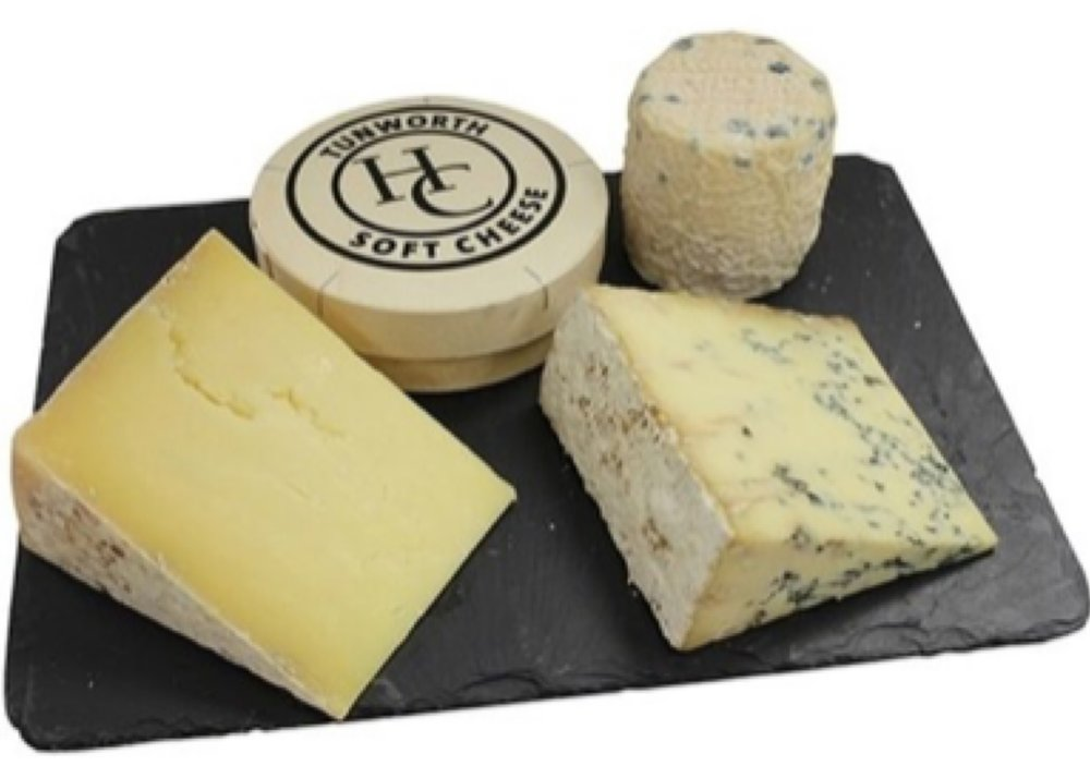 Cheese Hamper - You will be their favourite person by providing more cheese than they can handle.£34.00Where: Fortnum and Mason