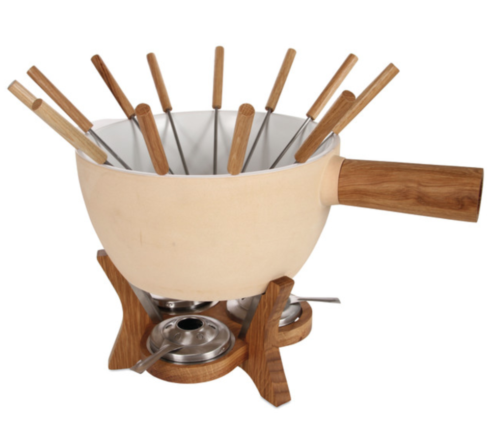 12 person Fondue Set - This is my type of party!£:232.79Where: Houzz