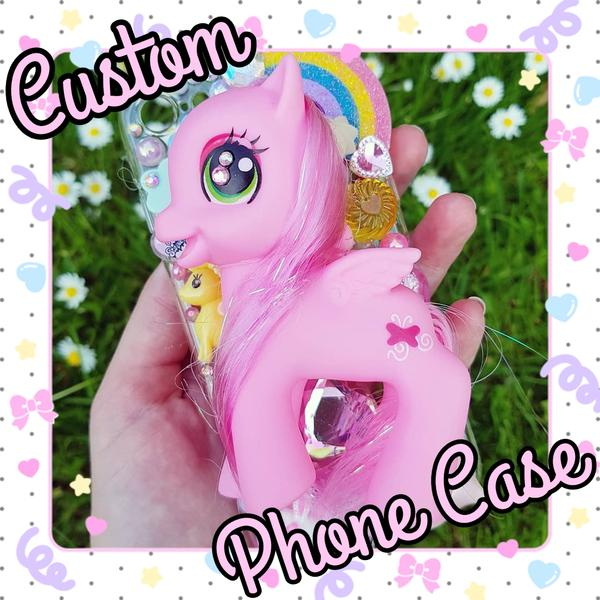 My Little Pony Phone Case | © Roxie Sweetheart