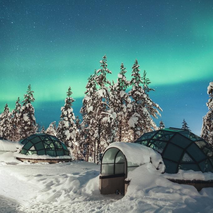 + Kakslauttanen Arctic Resort
