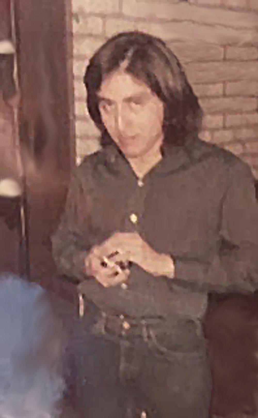 Hector Sapien, circa 1973