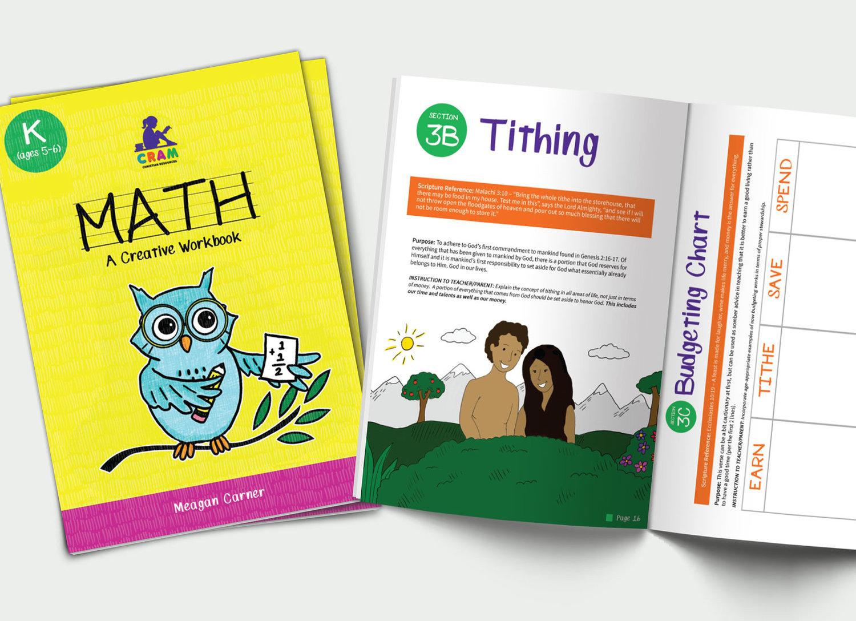 Christian Curriculum for Kids | CRAM Christian Resources