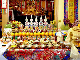New Year's Offerings -
