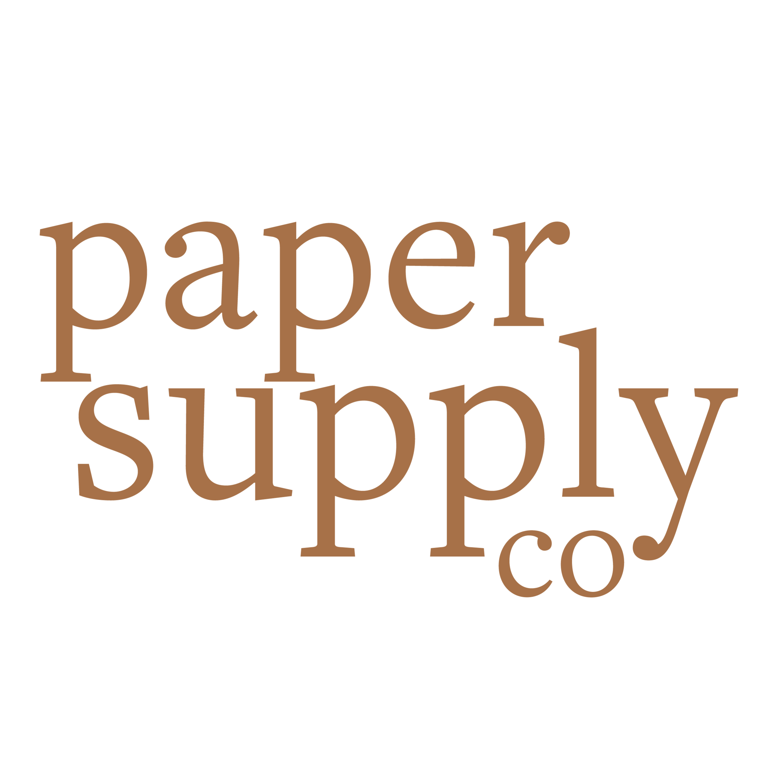 Paper Supply Co