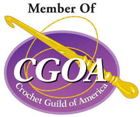 Interested in joining the Crochet Guild of America?  Inquire here