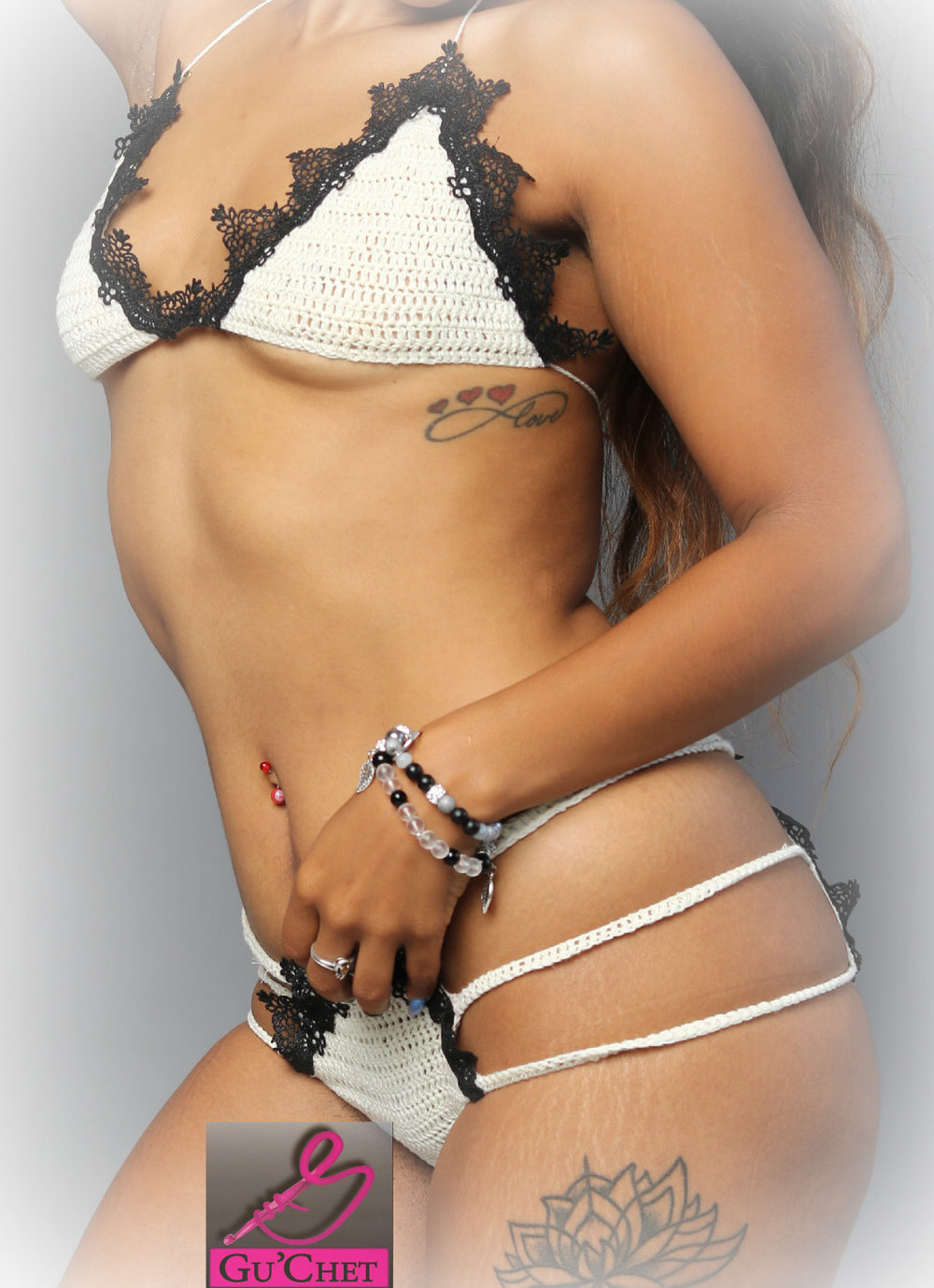 Crochet Lingerie Pattern by GuChet_Lace Trimmed Bra & Strappy Panties without tags 5.jpg