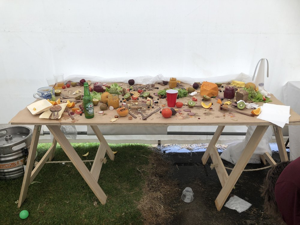 Platter Me Finished Grazing Table