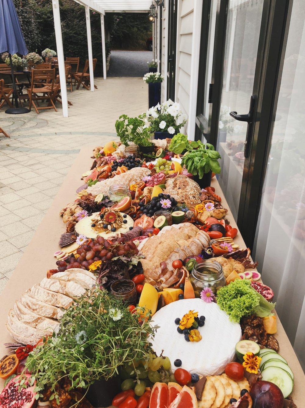 Tauranga, Bay of Plenty Grazing Tables