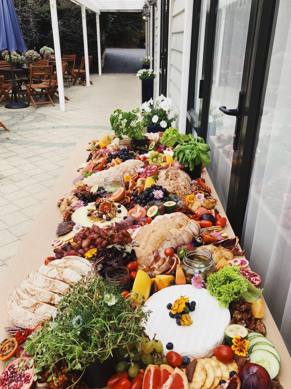 Bay of Plenty Wedding Grazing Table | The Honest Platter | NZ