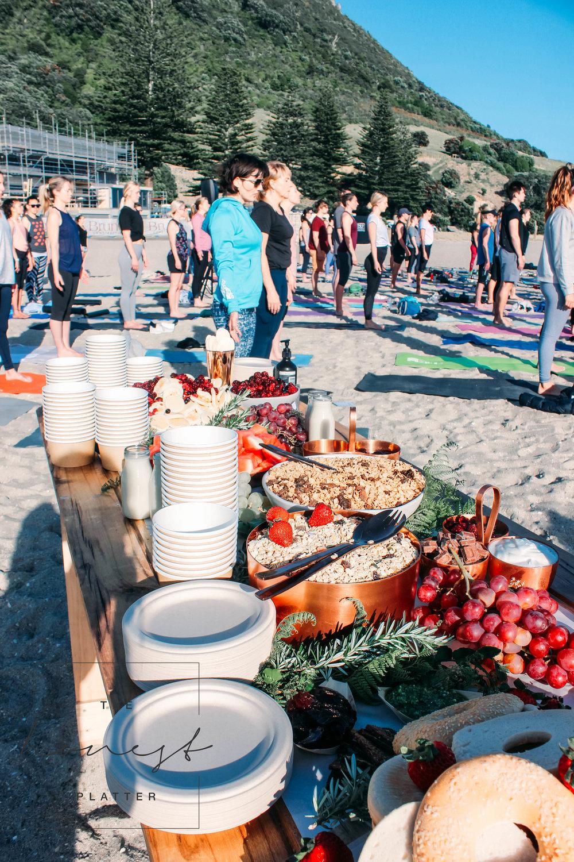 Breakast Grazing Table | The Honest Platter | Bay of Plenty, NZ