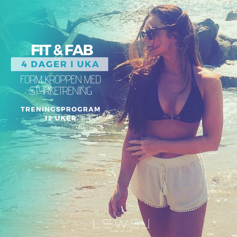 FIT AND FAB -