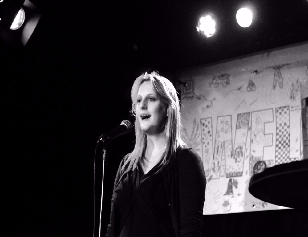Deborah Martin - Performance image - black & white.jpg