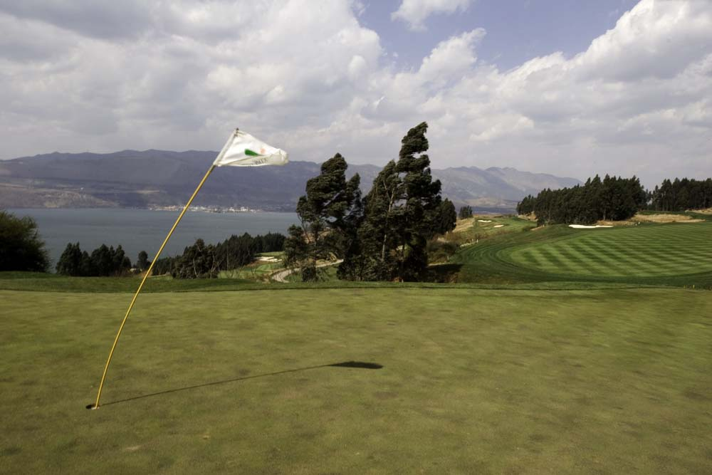 Mountain Course, Spring City, Kunming, Yunnan