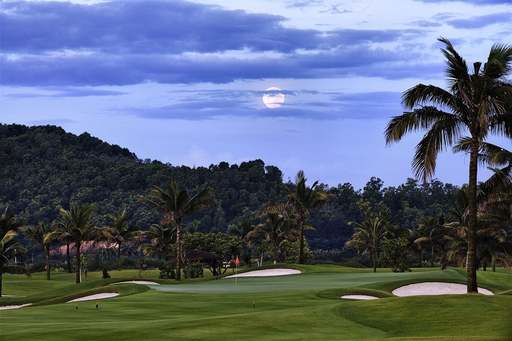 BFA Golf Club, Boao, Hainan