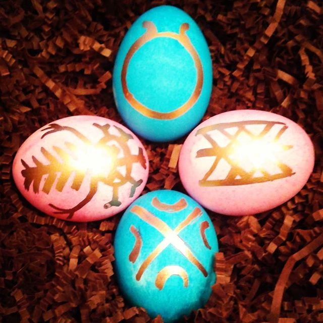 Eggs are used all over the world in folk magic traditions.