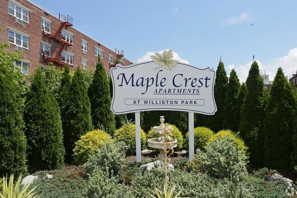 Maple Crest Apartments At Williston Park Williston Park