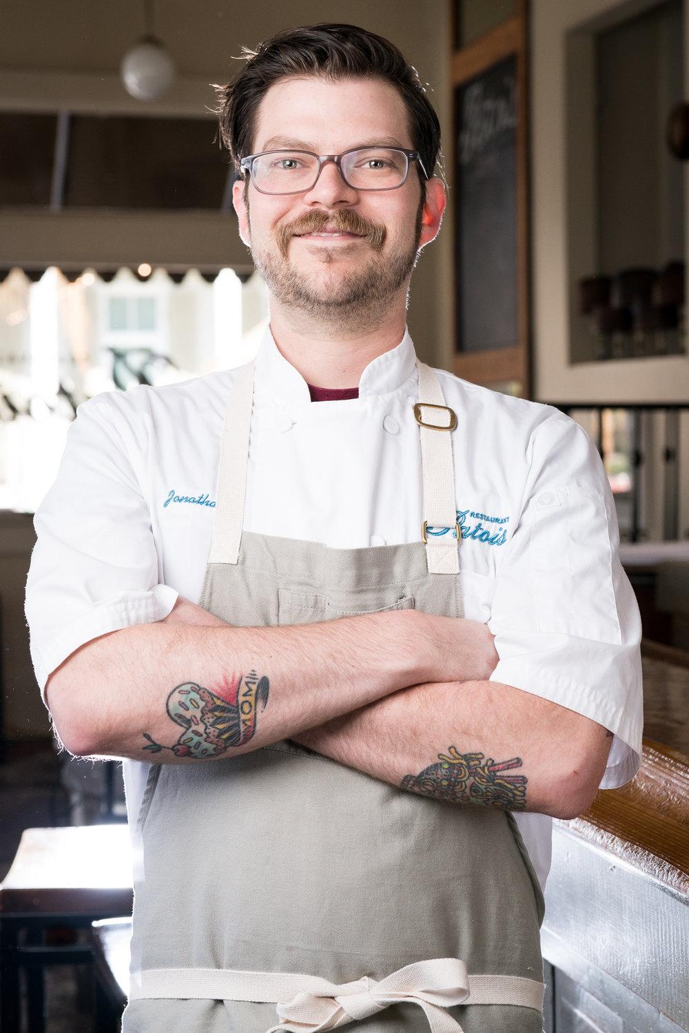 JONATHAN LOMONACO  Executive Chef