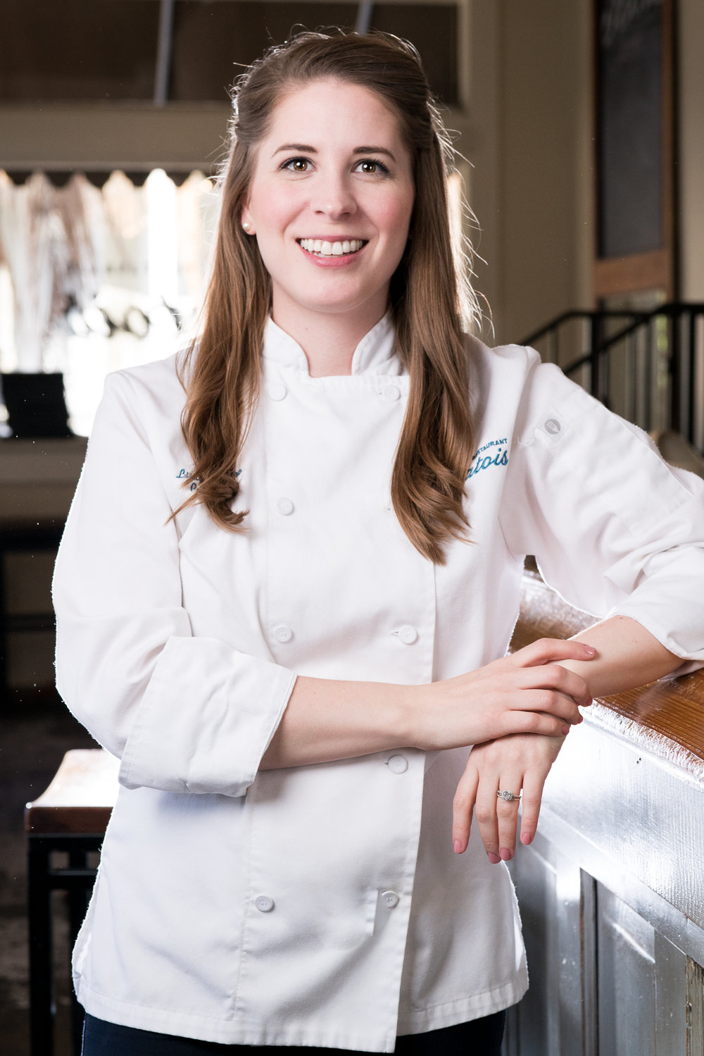 LISA GUSTAFSON-ALESSANDO  Pastry Chef