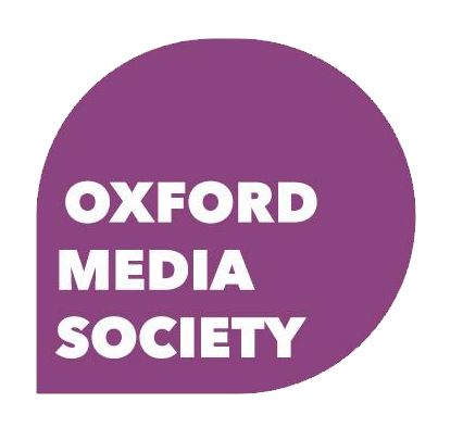 Logo of the previous Oxford Media Society, 2004-2014