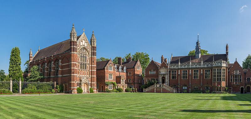 Selwyn College, Cambridge. Photo: Diliff